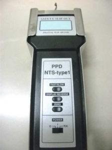 滑り測定器 PPDスリップメーター