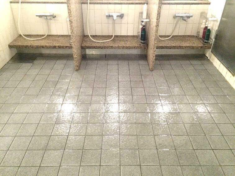 リーガロイヤルホテル(大阪)浴場
